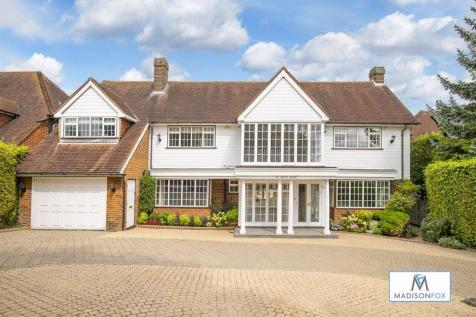 St. Johns Road, Loughton. 7 bedroom detached house for sale