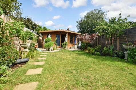Deerings Road, Reigate, Surrey. 4 bedroom semi-detached house