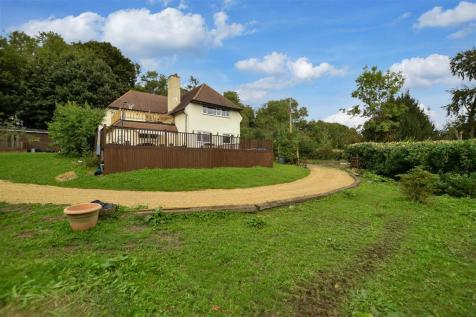 Wrotham Hill Road, Wrotham, Kent. 6 bedroom detached house