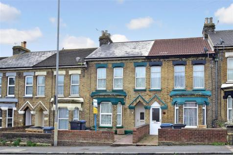 Crabble Hill, Dover, Kent. 3 bedroom terraced house