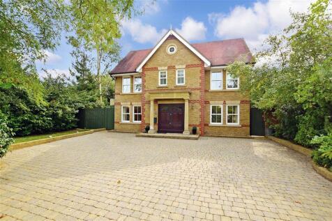 Eynsford Road, Crockenhill, Kent. 6 bedroom detached house