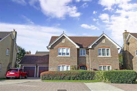 Alfriston Grove, Kings Hill, West Malling, Kent. 5 bedroom detached house