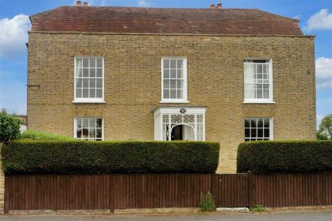 The Street, Horton Kirby, Kent. 6 bedroom character property