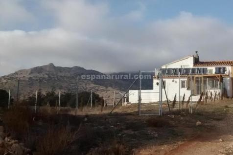Andalucia, Almería, Chirivel. 4 bedroom country house for sale