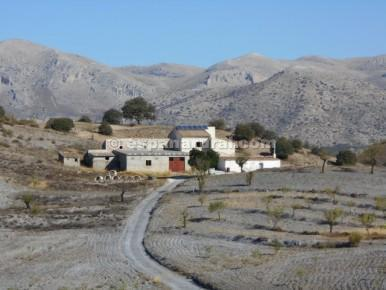 Andalucia, Almería, Chirivel. 3 bedroom country house for sale