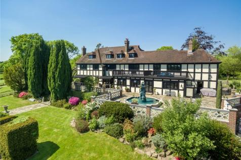 Pickwell Lane, Bolney, Haywards Heath, West Sussex. 9 bedroom detached house for sale