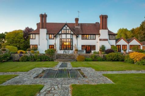 Ockley Lane, Burgess Hill, West Sussex. 8 bedroom house for sale