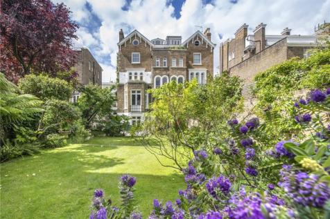 Kensington Park Road, Notting Hill, London, W11. 4 bedroom semi-detached house