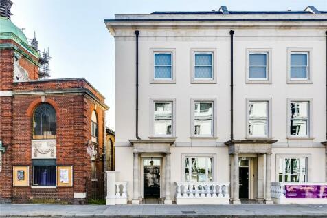 Pembridge Villas, London, W11. 4 bedroom semi-detached house for sale
