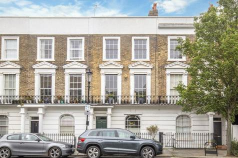 Chepstow Place, London, W2. 4 bedroom terraced house