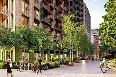 The Botanist, Royal Eden Docks, Royal Docks, E16. 3 bedroom apartment