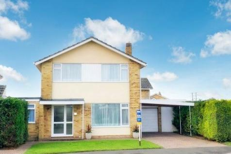 Alderney Road, Bridgwater, TA6. 4 bedroom detached house for sale