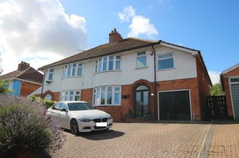 Quantock Road, Bridgwater, TA6. 5 bedroom semi-detached house for sale