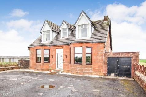 Waverley Street, Coatbridge, Lanarkshire, ML5. 4 bedroom detached house