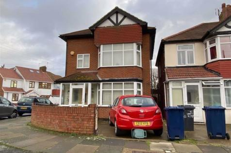 Argyll Avenue, Southall, Middlesex. 5 bedroom detached house for sale