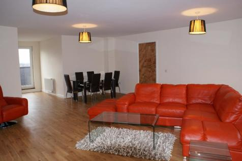 Woolmonger Street,Northampton,NN1. 3 bedroom serviced apartment