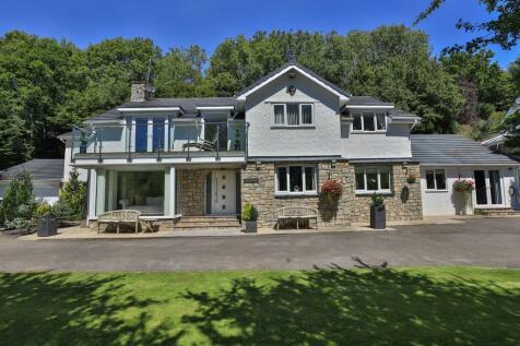 Barren Hill, Penmark, Vale Of Glamorgan. 5 bedroom detached house for sale