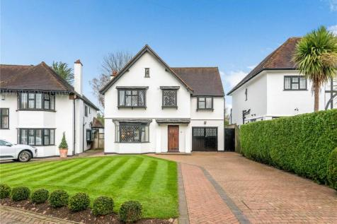 The Chenies, Petts Wood, Orpington, BR6. 6 bedroom detached house for sale
