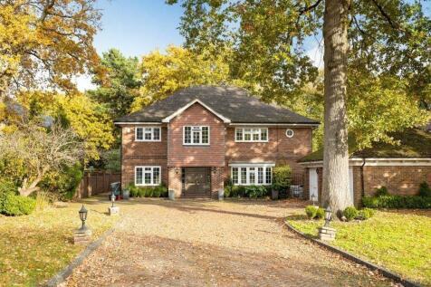 Birch Mead, Orpington, Kent, BR6. 5 bedroom detached house for sale
