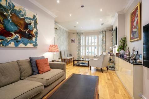 ULYSSES ROAD, LONDON, NW6 1EE. 4 bedroom terraced house for sale