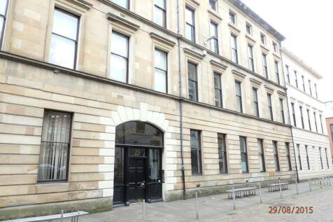 Blackfriars Street, Glasgow, G1. 2 bedroom flat