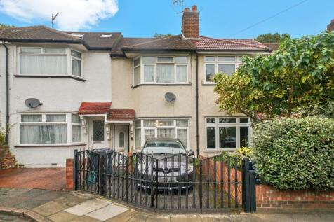 Brentvale Avenue, Southall, UB1. 2 bedroom house for sale