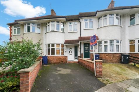Brentvale Avenue, Southall, UB1. 3 bedroom house for sale