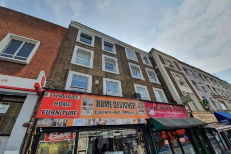 Kingsland High Street, Dalston, E8. 1 bedroom flat