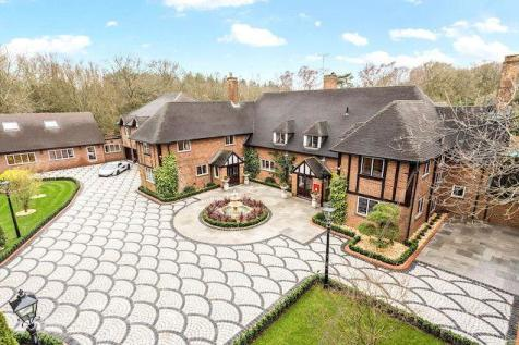 Chalfont Manor, Nightingales Lane, Chalfont St. Giles. 12 bedroom detached house for sale