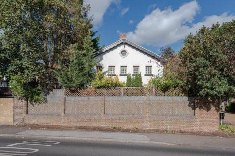 Holly Lodge, The Drive, Chislehurst. 4 bedroom detached house for sale