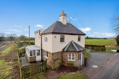 Bolas Heath, Nr Telford. 3 bedroom cottage for sale