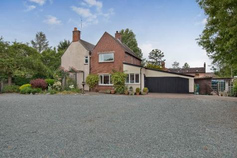 Small Bowling Green Farm, The Avenue, Peplow, Market Drayton, TF9 3JL. 3 bedroom detached house for sale