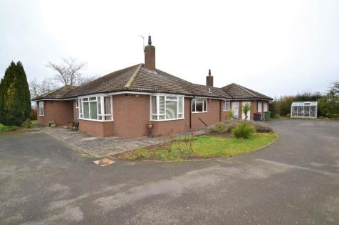 Beechfield, Great Bolas, Telford. 3 bedroom bungalow