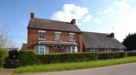 New House Farm, Westcott Lane, Cheswardine, TF9. 5 bedroom farm house