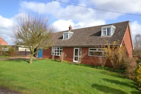 Ilona, Station Road, Hodnet, TF9. 4 bedroom bungalow