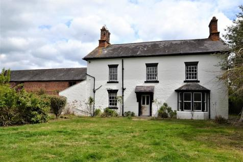Brookside Farm, Cuddington, Malpas, Cheshire, SY14. 6 bedroom farm house for sale