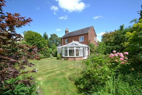 Patchwork Cottage, 11 School Lane, Market Drayton, Shropshire, TF9. 2 bedroom detached house