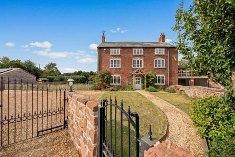 Upper Farm, Shotatton, Ruyton XI Towns, Shrewsbury. 6 bedroom detached house for sale