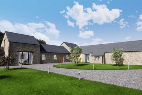 Llanddaniel, Gaerwen, Anglesey. 4 bedroom barn conversion for sale