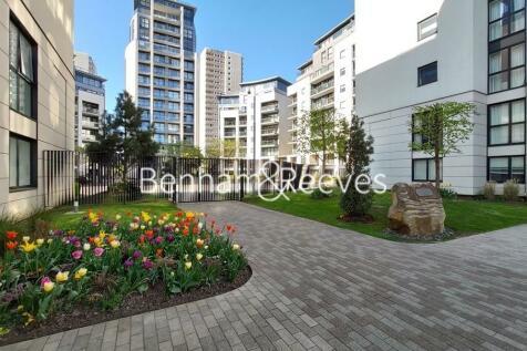 Kew Bridge West, Brentford, TW8. 1 bedroom apartment