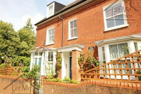 Worley Road, St Albans,. 1 bedroom flat