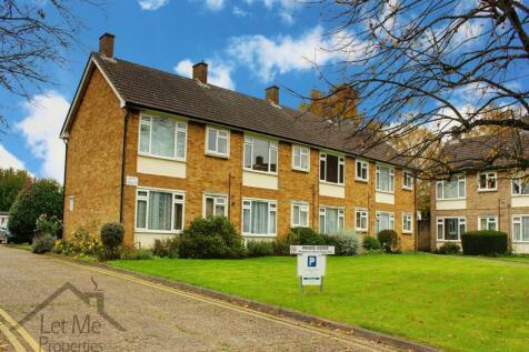 Hughenden Road, St. Albans,. 1 bedroom flat