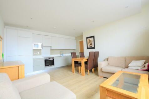 Western Road, City Centre, Brighton, BN1. 2 bedroom flat