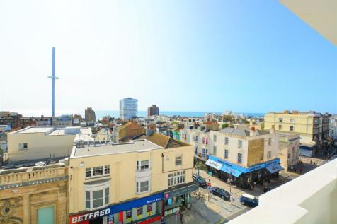 Western Road, City Centre, Brighton, BN1. 2 bedroom flat