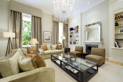 Eaton Square, London, SW1W. 2 bedroom flat