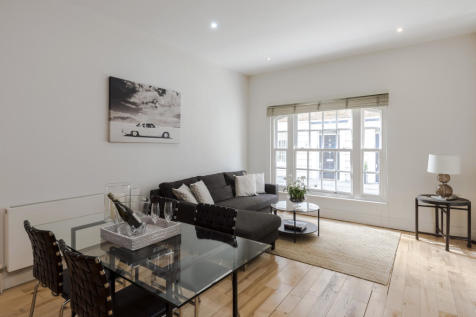 Shillibeer Place, London, W1H. 3 bedroom mews house