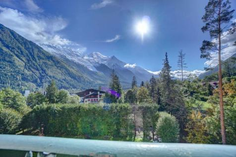 Rhone Alps, Haute-Savoie, Chamonix. 3 bedroom apartment for sale