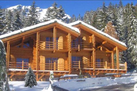 Valais, Montana. 6 bedroom chalet for sale