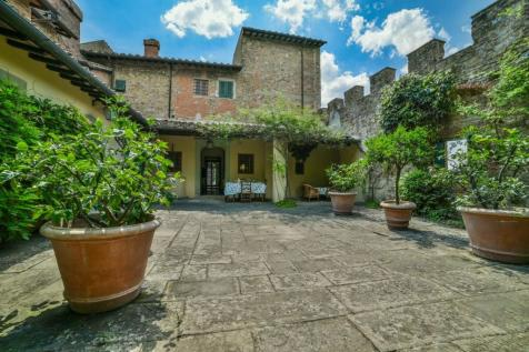 Tuscany, Florence, Florence. 7 bedroom villa for sale