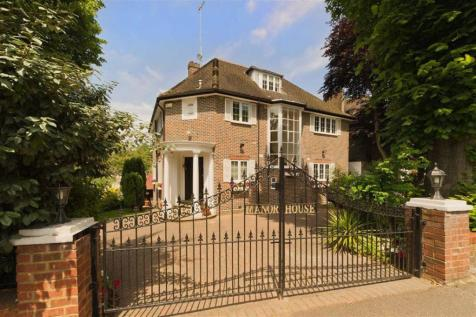 West Heath Close, Hampstead. 6 bedroom house for sale